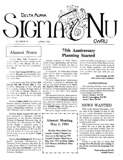 April 1981